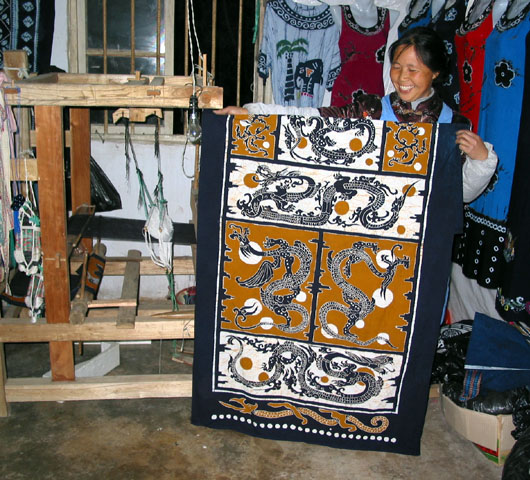 Batik Lady