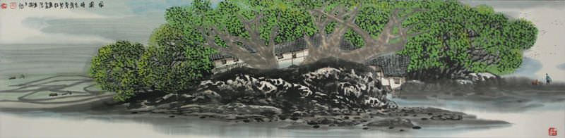 Home - Chinese Landscape Painting